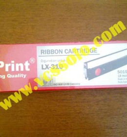 Ribbon cartridge lx310