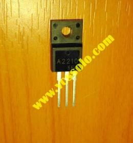 Transistor A2210 Mainboard Epson T1100,1390,L1300,L1800 Mati Total