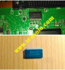 Cara servis printer Epson LQ-2190 tidak konek dengan komputer