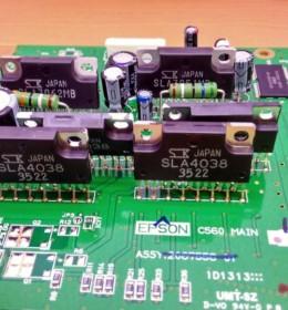 Mainboard Epson PLQ 20 Terbaru Memakai IC SLA 4038
