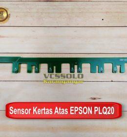 Sensor Kertas Atas Card Upper Epson PLQ20 Baru